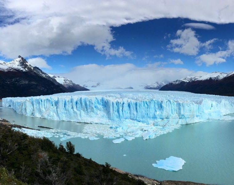 Perito Moreno Gletscher, Argentinien Rundreise