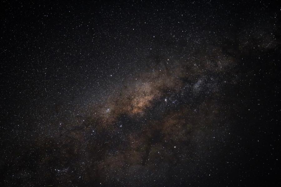 Nachthimmel in Tongoy, Chile Rundreise