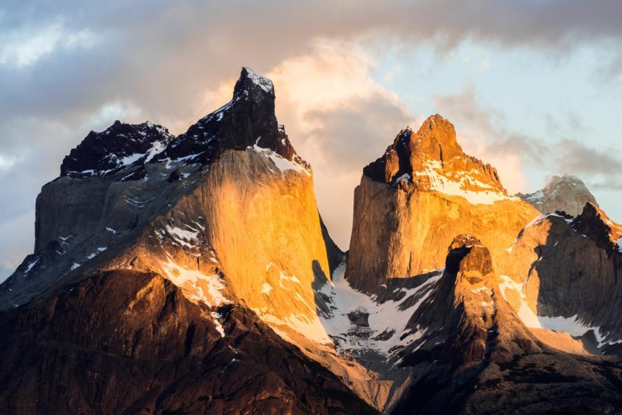 Torres del Paine, Chile Rundreise