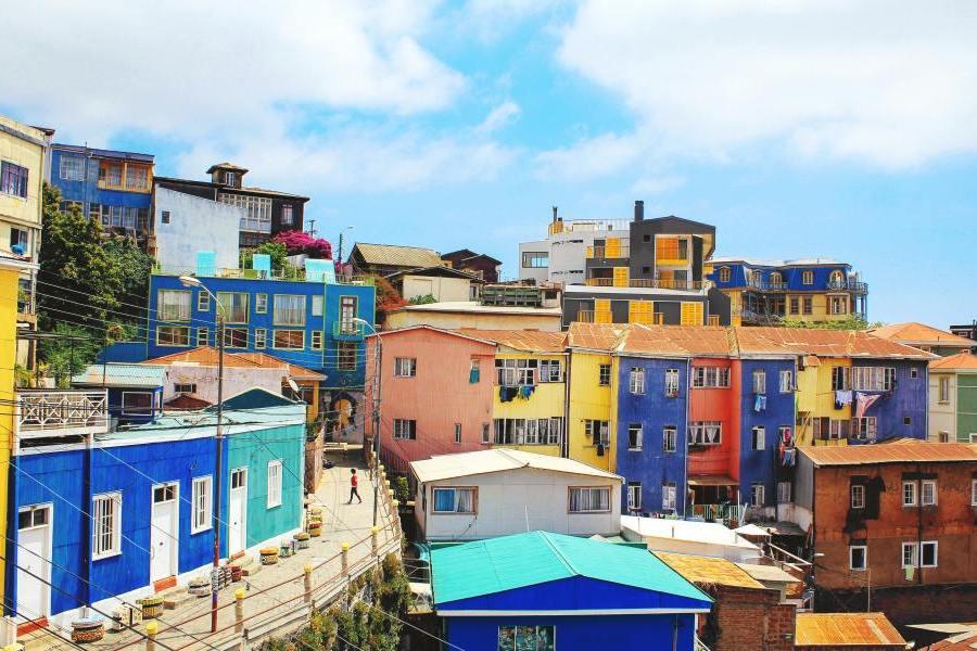 Valparaiso, Chile Rundreise