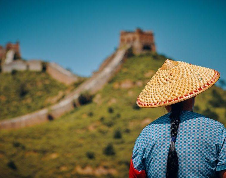 Große Mauer, China Rundreise