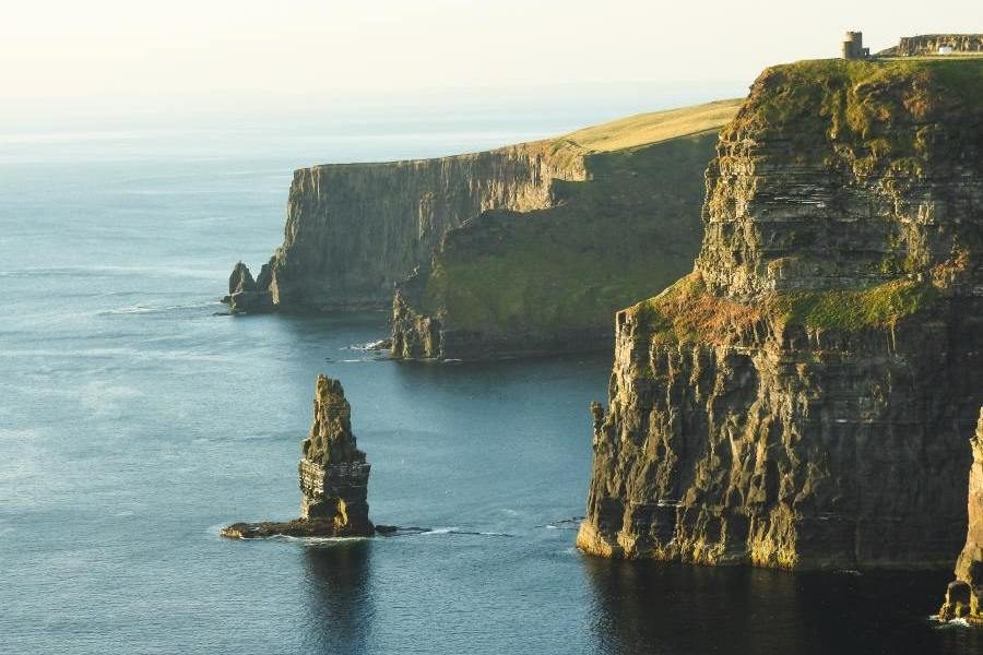 Cliffs of Moher, Irland Rundreise