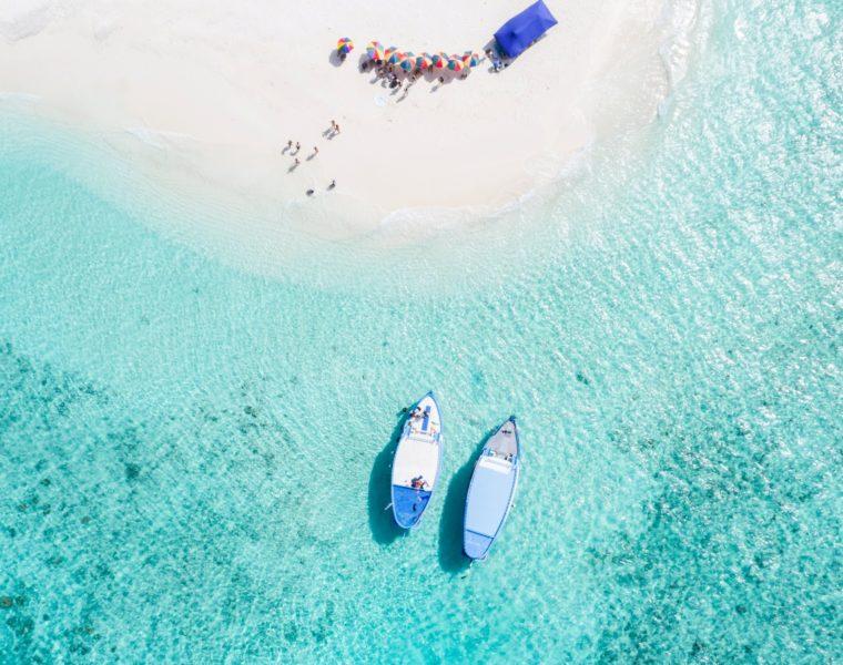 Strand, Fiji Rundreise