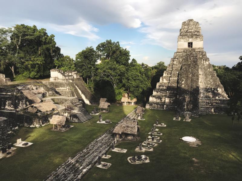Tikal, Guatemala Reisen