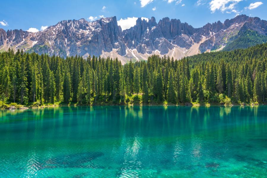 See in Südtirol, Italien Reisen