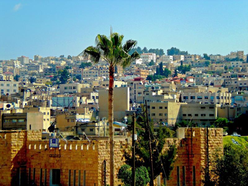 Amman, Jordanien Reisen