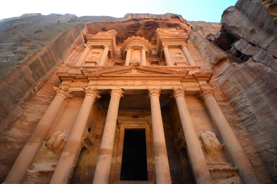 Petra, Jordanien Reisen