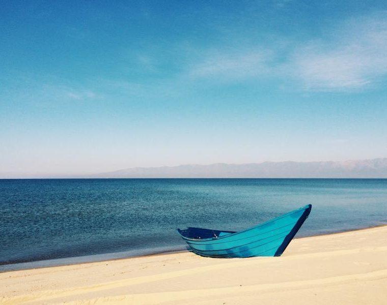 Strand, Kap Verde Rundreise