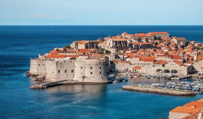 Dubrovnik. Kroatien Rundreise