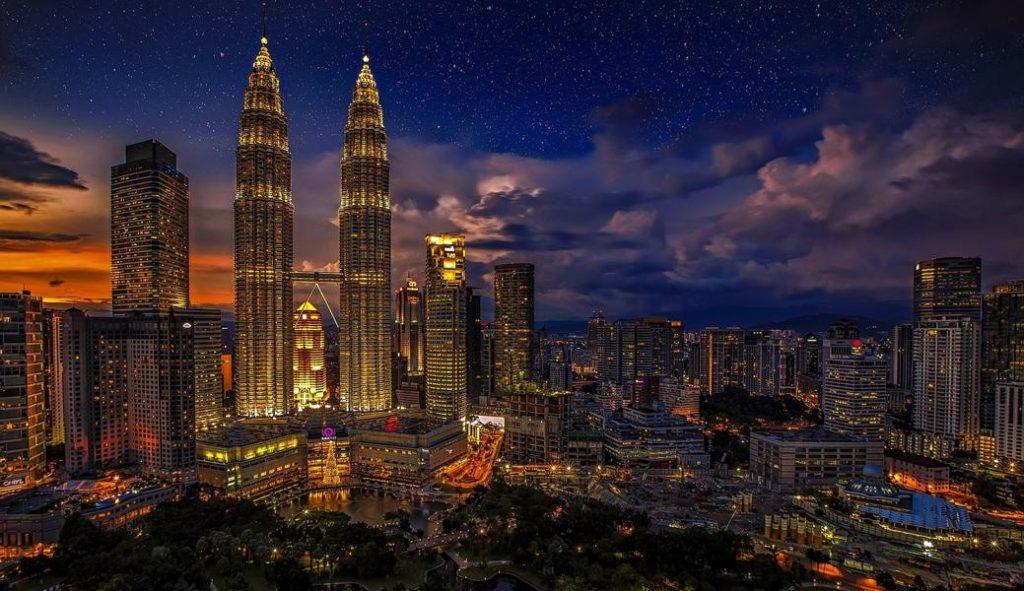 Kuala Lumpur, Malaysia Rundreise