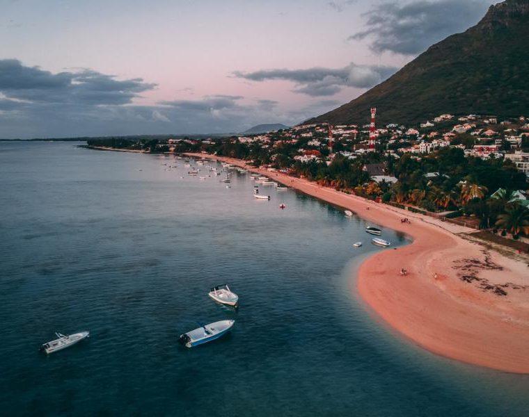 Bucht, Mauritius Rundreise