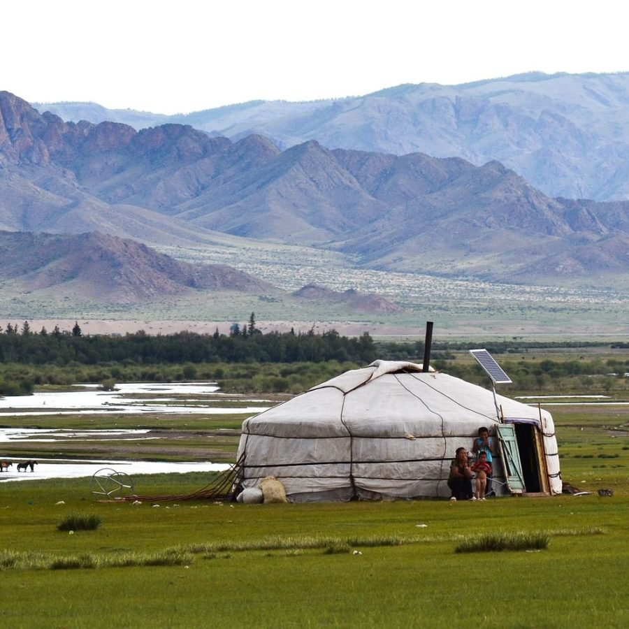 Jurten Camp, Mongolei Rundreise