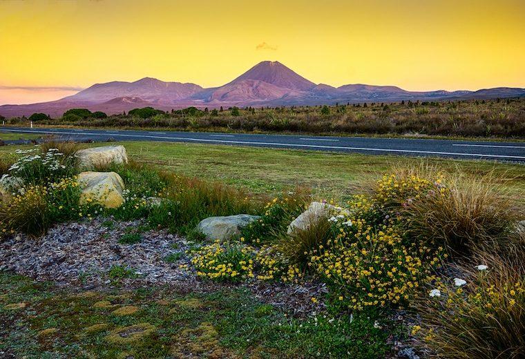 Tongariro, Neuseeland