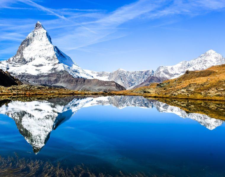 Matterhorn, Schweiz Reisen
