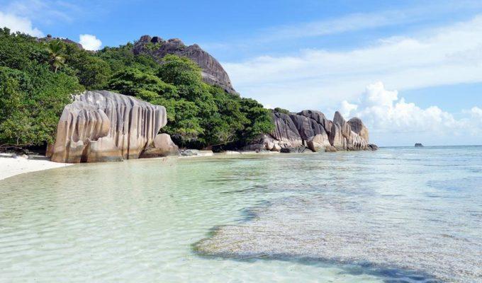 Strand, Seychellen Reisen