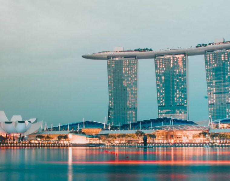 Skyline, Singapur Reisen