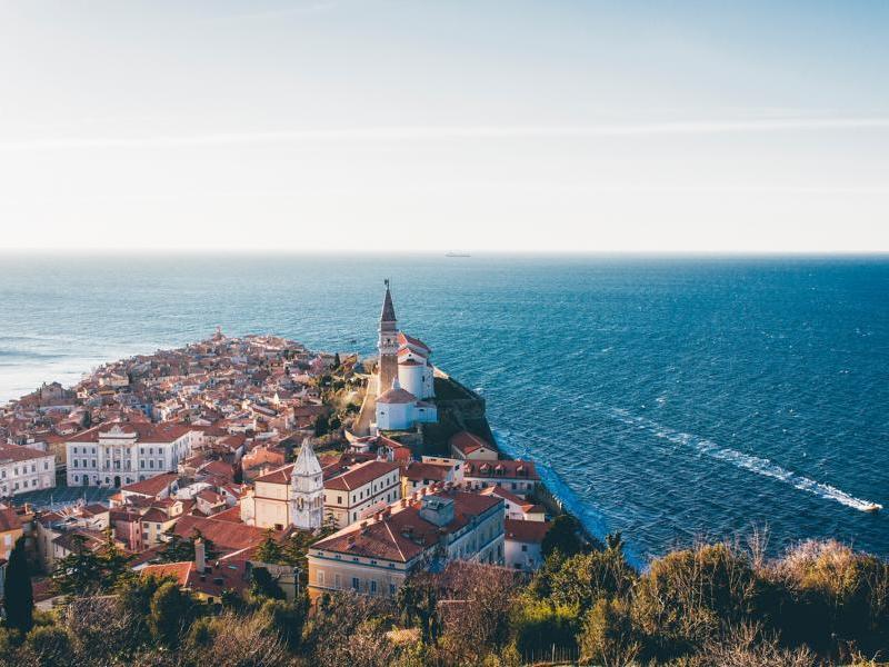 Piran, Slowenien Reisen