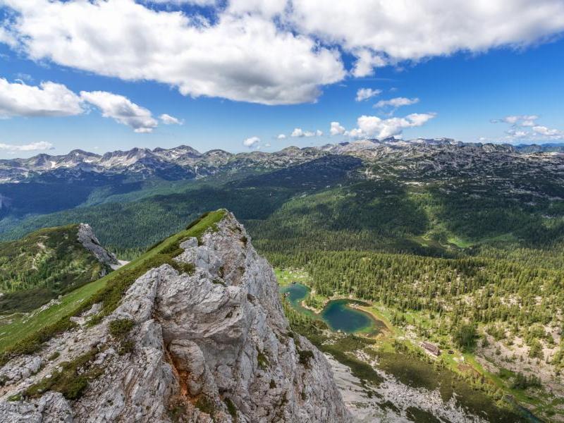 Triglav Nationalpark, Slowenien Reisen