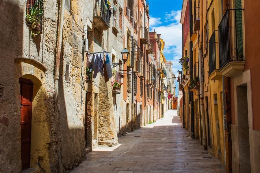 Tarragona, Spanien Rundreise