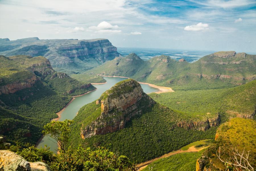 Blyde River, Südafrika Rundreise