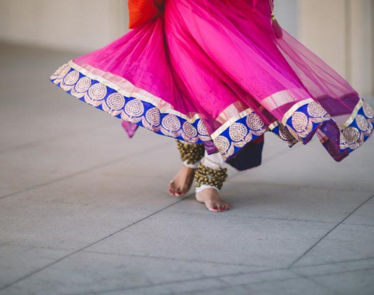 Tanz, Südindien