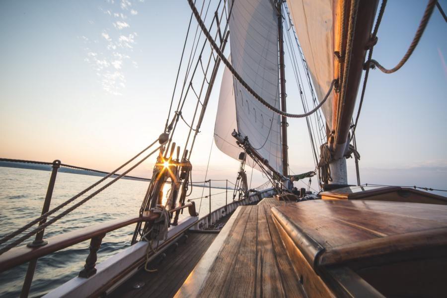 Segeln im Mergui Archipel