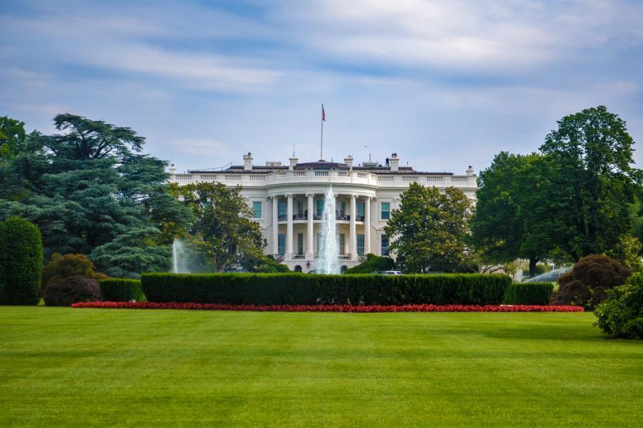 White House, Usa Rundreise