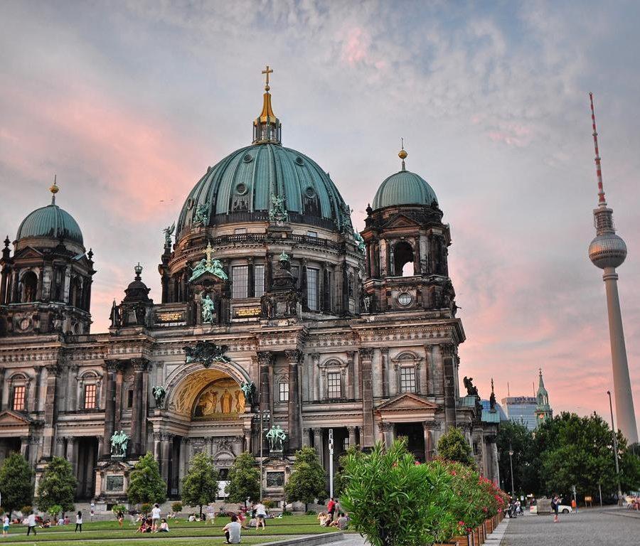 24 Stunden Berlin - Sehenswürdigkeiten Berlin