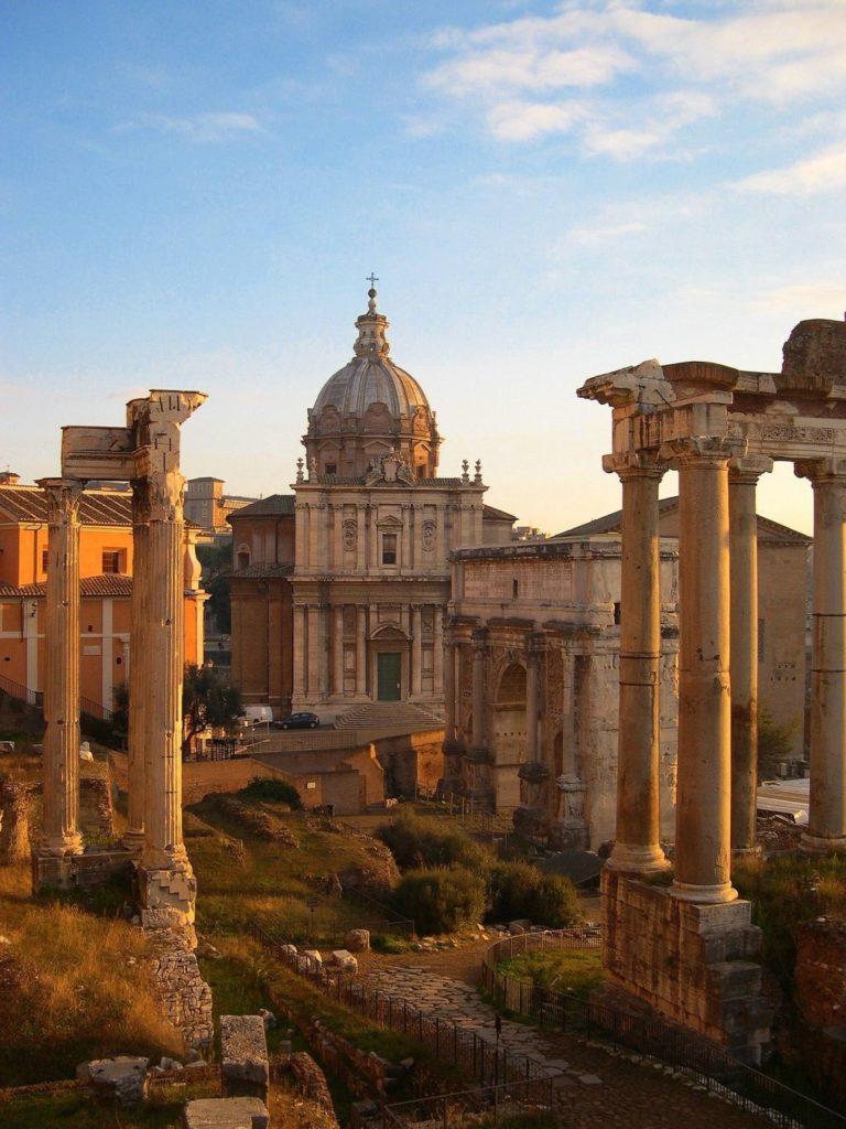 Forum Romanum - 24 Stunden Rom