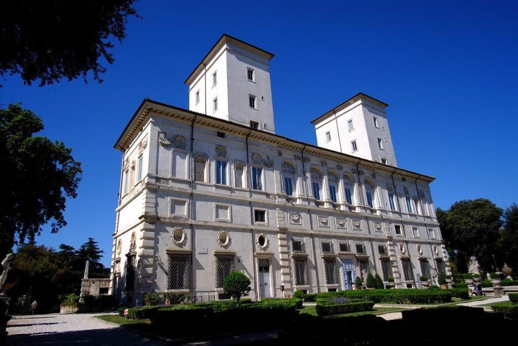 Villa Borghese - 24 Stunden Rom