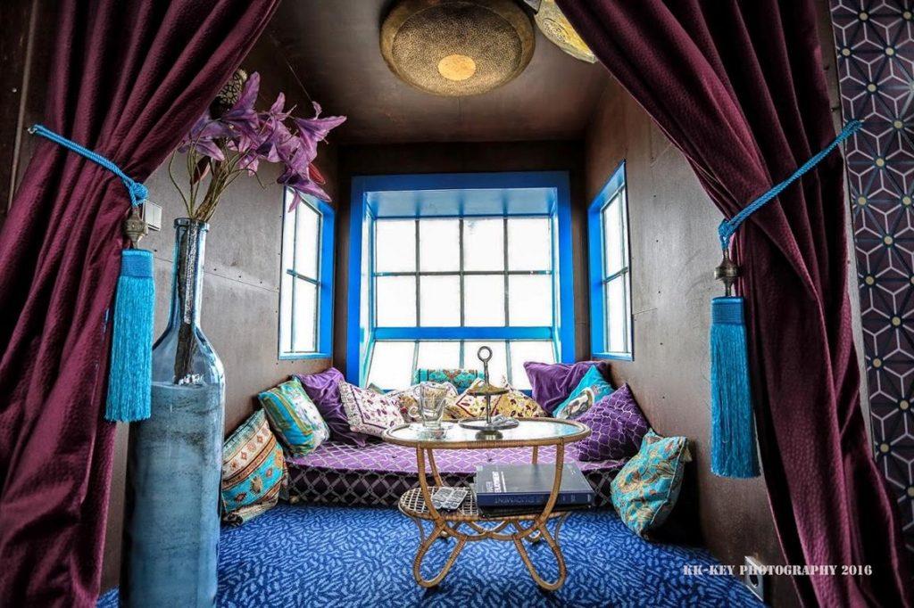 Zimmer Crane Hotel Faralda, Amsterdam - Außergewöhnliche Hotels rund um den Globus
