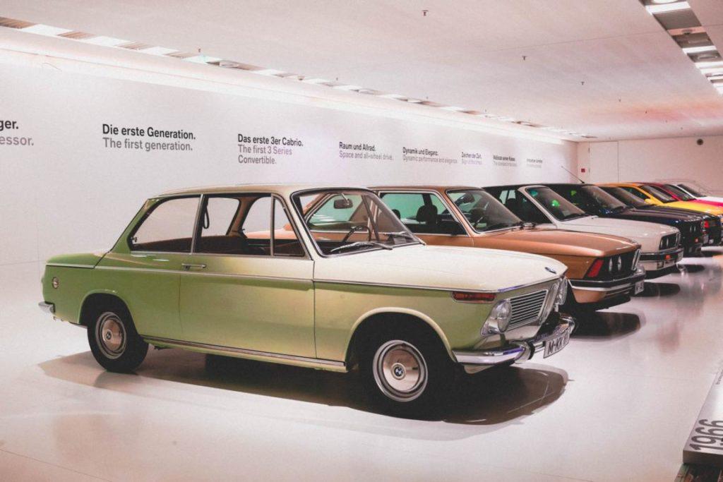 BMW Welt Ausstellung