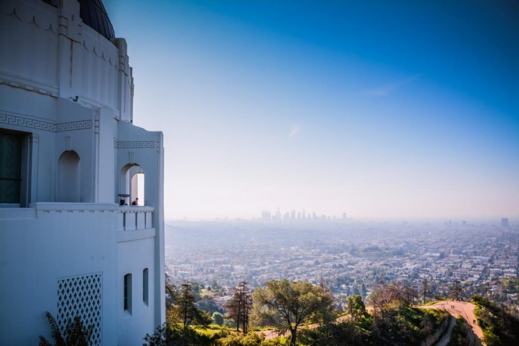 Griffith Observatorium Los Angeles