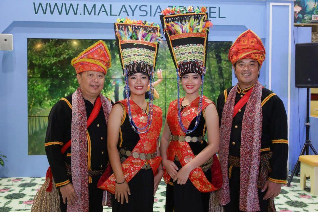 ITB Berlin, Offizielles Partnerland Malaysia
