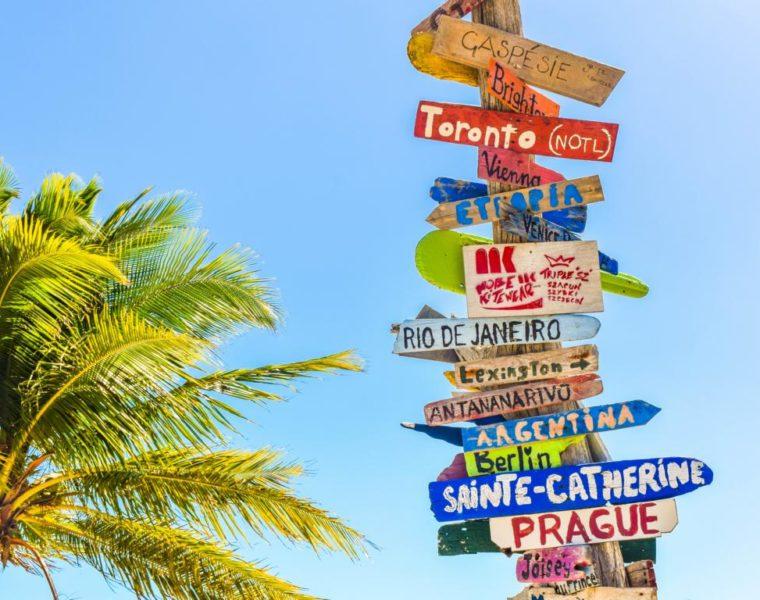 Irgendwas mit Reisen - Karriere in der Tourismusbranche
