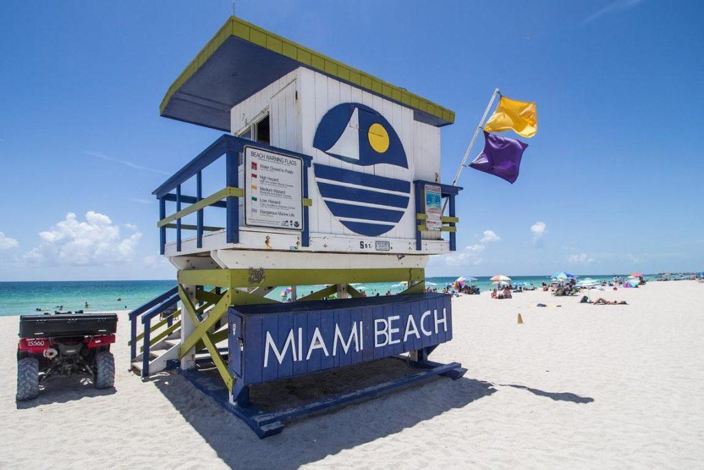 Miami Beach - Sehenswürdigkeiten Florida