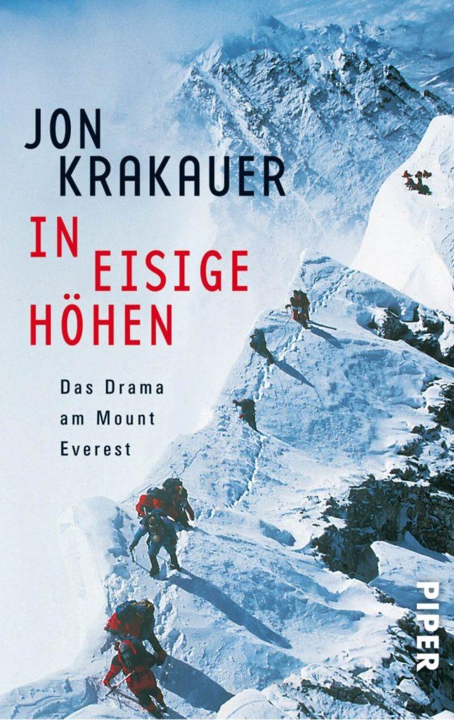 Jon Krakauer - In eisige Höhen, Buchtipp, Inside Tourism