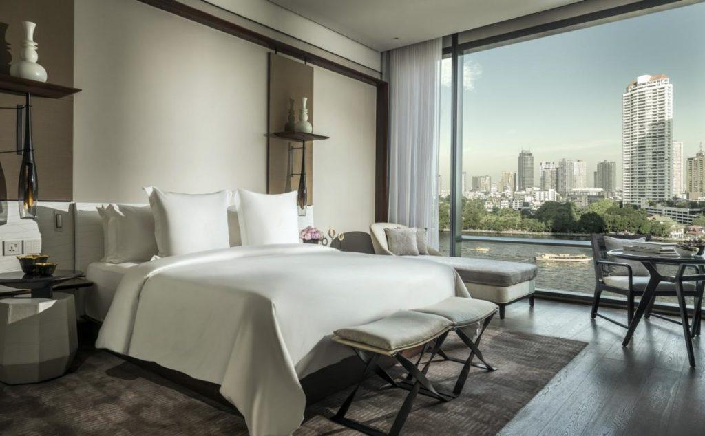 Four Seasons Hotel Bangkok at Chao Praya River , Zimmer