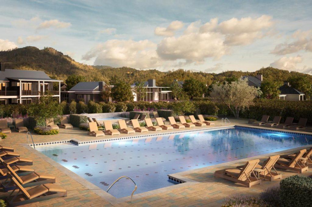 Four Seasons Resort and Residences Napa Valley , Pool