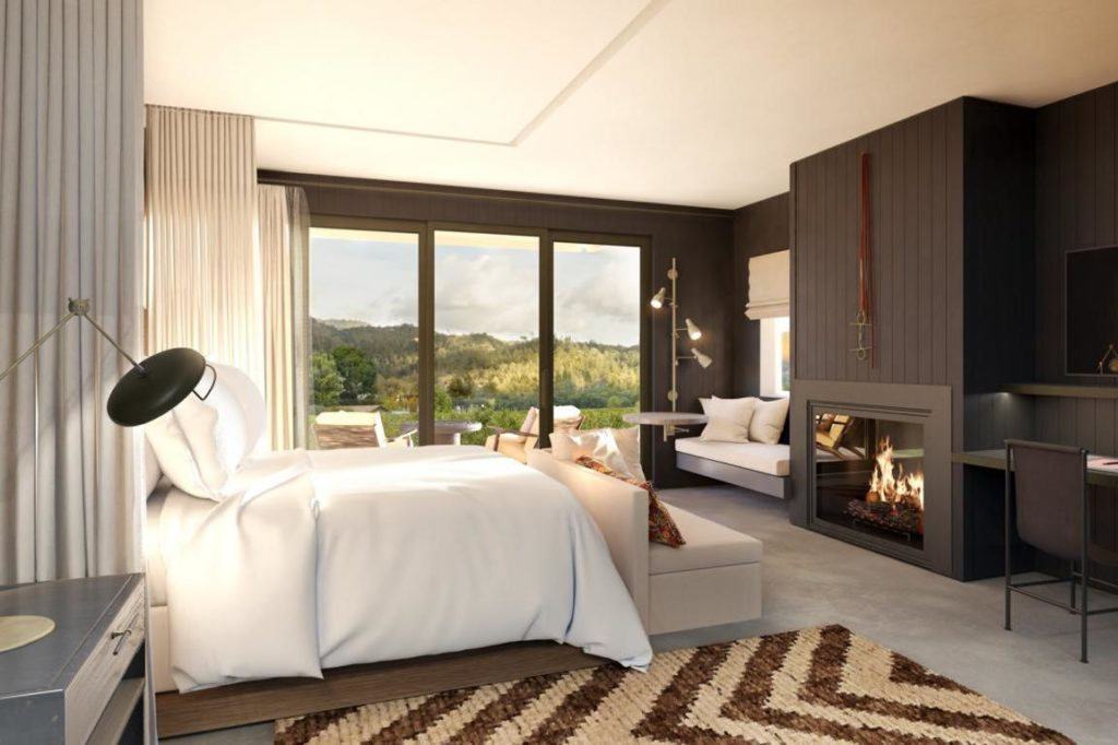 Four Seasons Resort and Residences Napa Valley , Zimmer