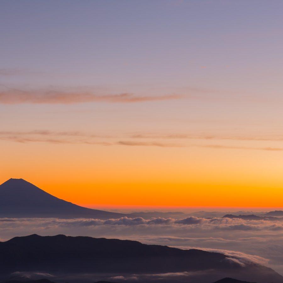 Japan - Berg Fuji - unterwegs im Land der aufgehenden Sonne