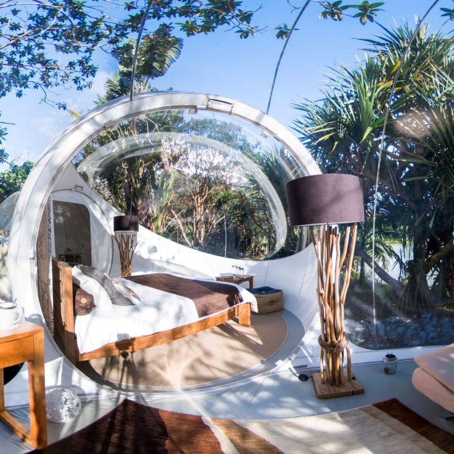 Bubble Lodge Bois Chéri, Mauritius