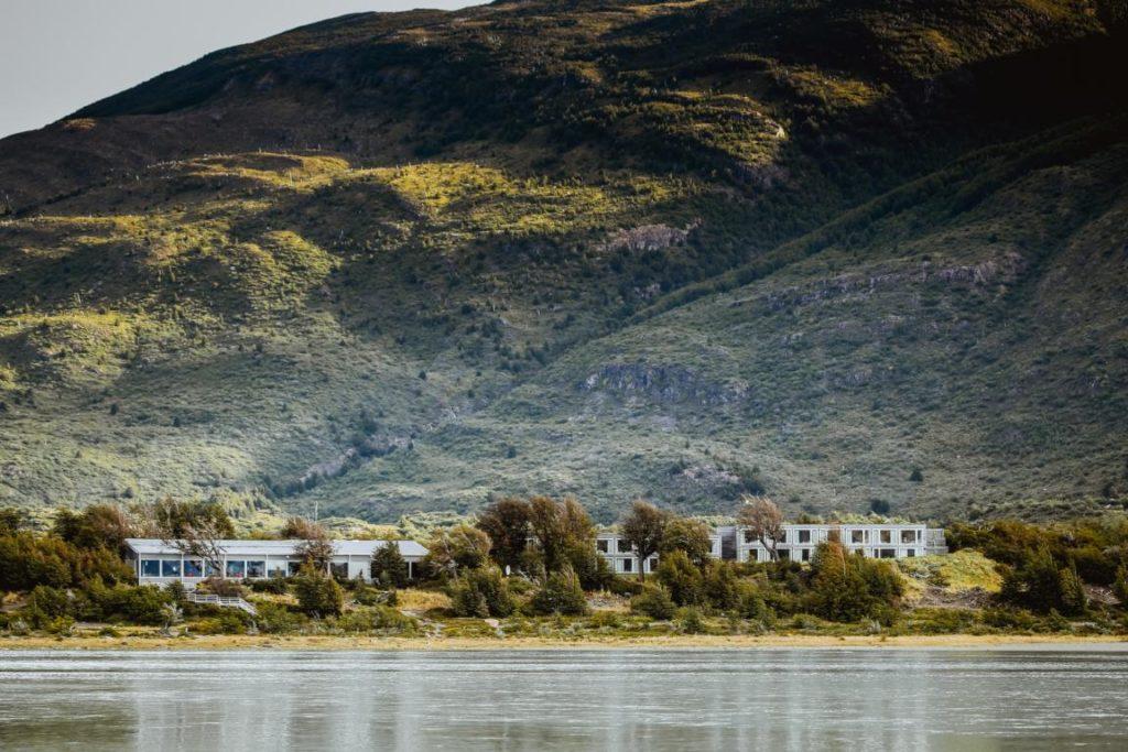 Hotel Lago Grey, Torres del Paine Nationalpark