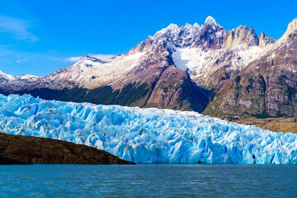 Grey Gletscher, Torres del Paine Nationalpark