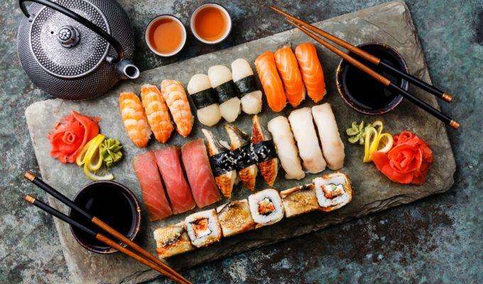 Erstaunliche Fakten über Sushi, Japan, Food