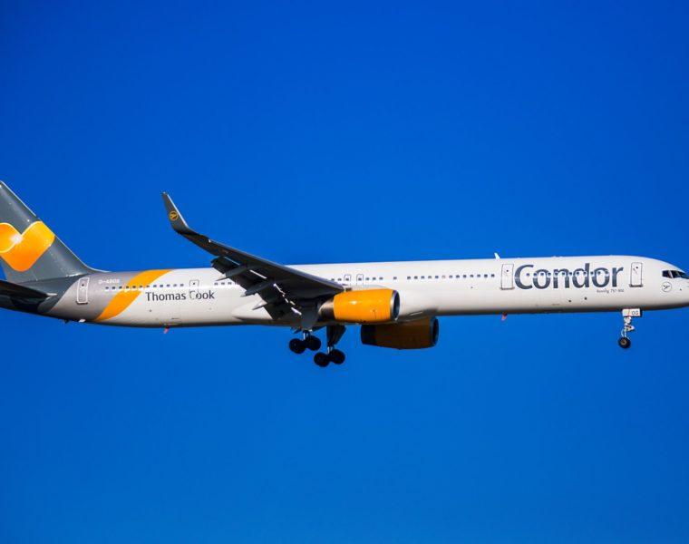 Boeing 757, Flugzeug, Condor