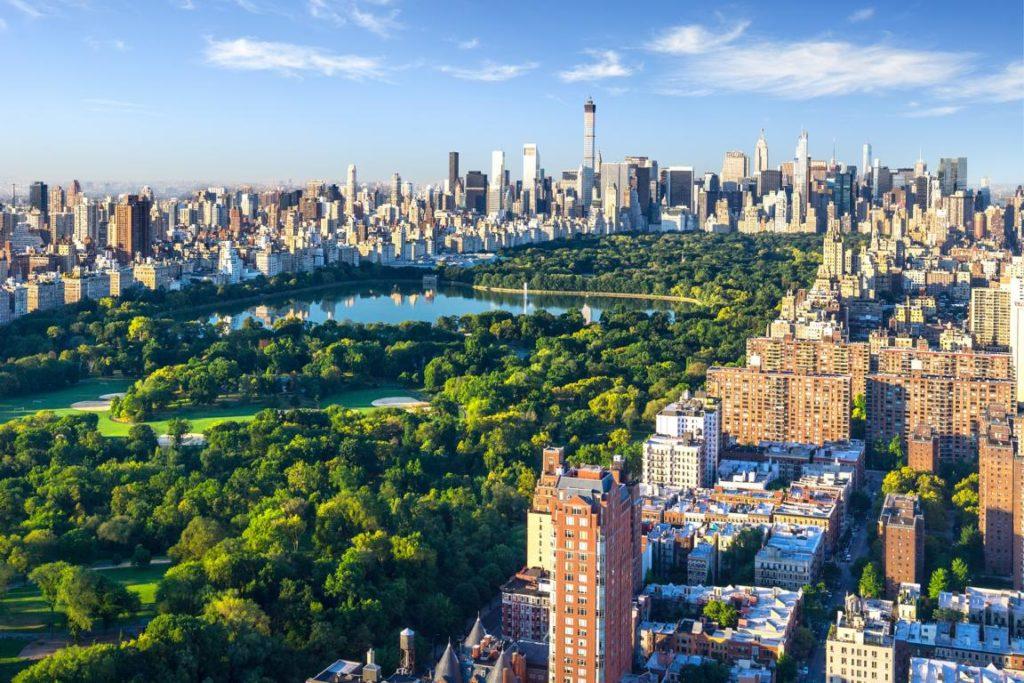 Blick auf den Centralpark, New York City Tipps