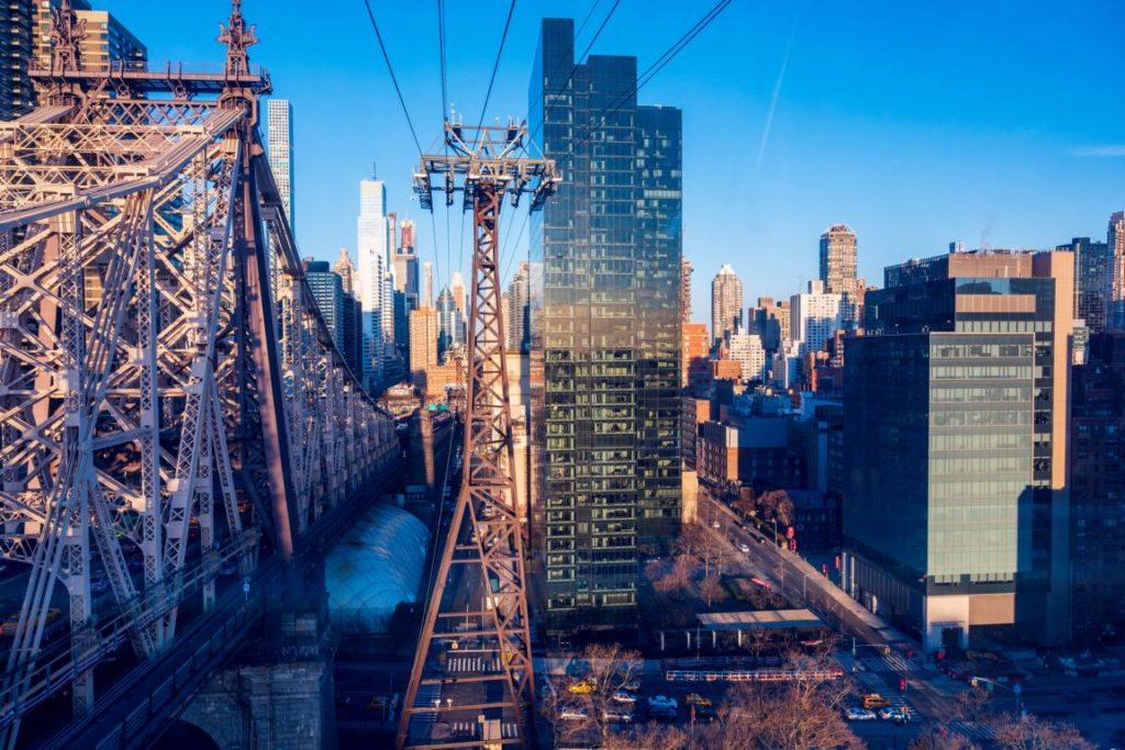 Roosevelt Island Tramway - New York Tipps