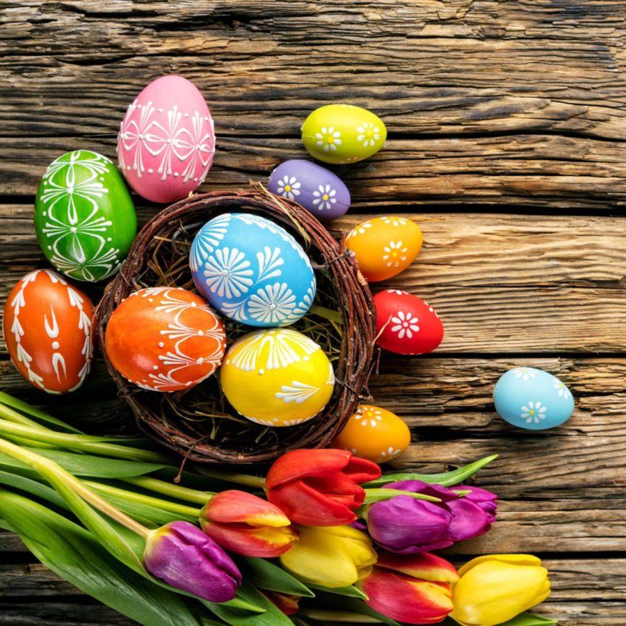 Osternest, Ostern, Osterbräuche weltweit