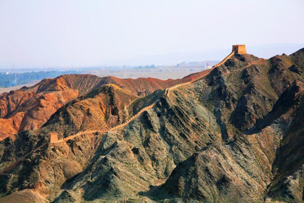 Chinesische Mauer - Tipps China